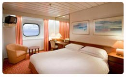 Inside 3- or 4 berth