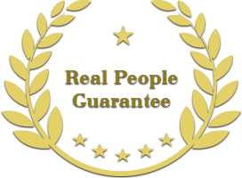 Real People Guarantee