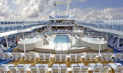 ships and experience ships ip island princess
